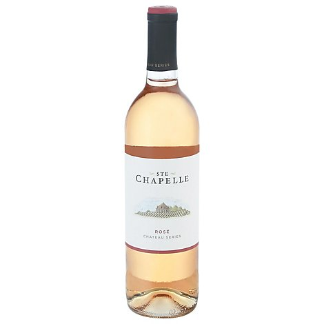 Ste Chapelle Rose Wine - 750 Ml