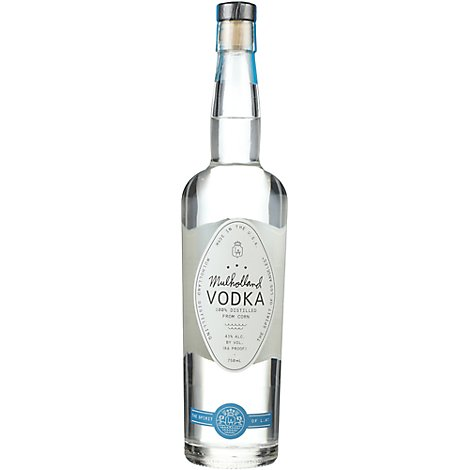 Mulholland Vodka - 750 Ml