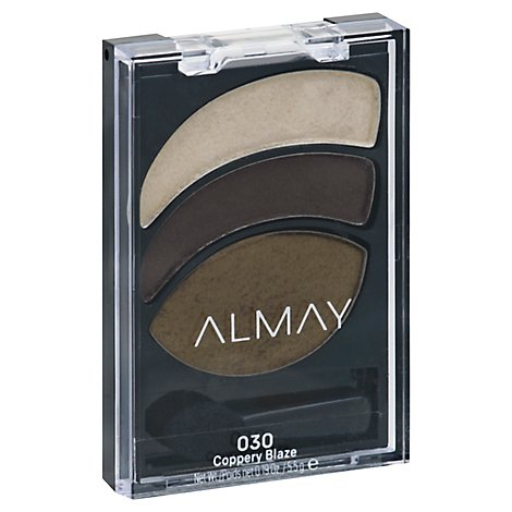 Almay Smoky Eyes Trio Coppery Blaze - 0.19 Oz