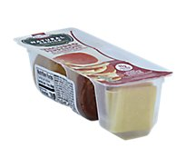 Hormel Natural Choice Stacks Pepperoni/White Cheddar Cheese/Cracker - 2.3 Oz