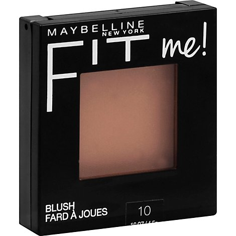 Maybel Fit Me Blush Reno Buff - 0.16 Oz