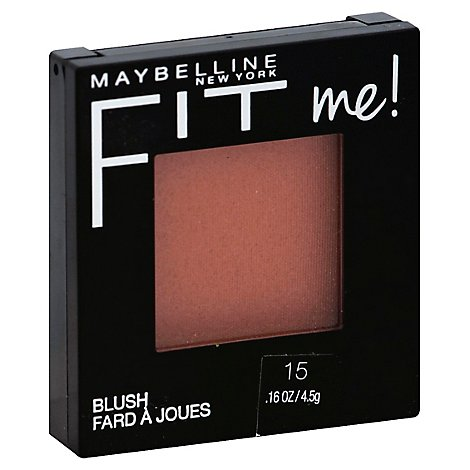 Maybel Fit Me Blush Reno Nude - 0.16 Oz