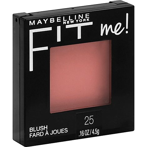 Maybel Fit Me Blush Reno Pink - 0.16 Oz