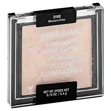 Markwi Megaglo Highlight Pdwr Blossom - 0.19 Oz