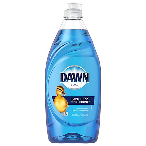 Dawn Ultra Dishwashing Liquid Original Scent Bottle - 19.4 Fl. Oz.