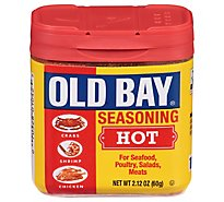 OLD BAY Seasoning Hot - 2.12 Oz