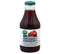 Open Nature 100% Juice Pomegranate Cranberry Blend - 33.8 Fl. Oz.