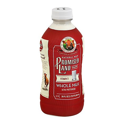 Promised Land Milk - 28 Fl. Oz.