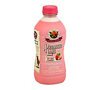 Promised Land Strawberry Milk - 28 Fl. Oz.