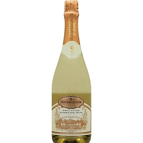 Chateau St Jean Sparkling Brut Wine - 750 Ml