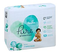 Pampers Pure S3 Mega - 27 Count