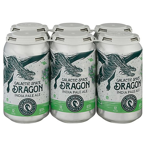 Odin Galactic Space Dragon Ipa In Cans - 6-12 Fl. Oz.