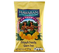 Tims Hawaiian Original Kettle Chips - 7.5 Oz