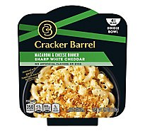 Cracker Barrel Dinners-Liquid White Cheddar - 3.8 Oz