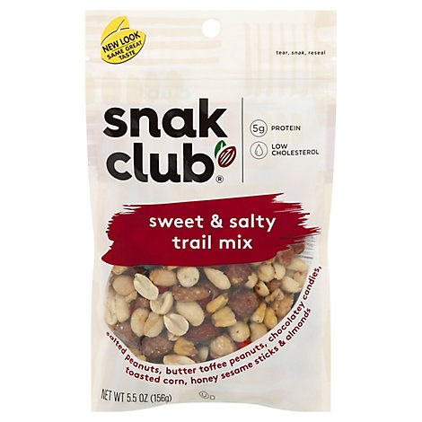 Snak Club Sweet Salty Mix - 5.5 Oz