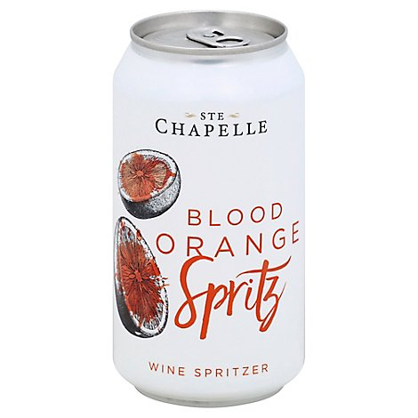Ste Chapelle Blood Orange Spritz Can - 375 Ml