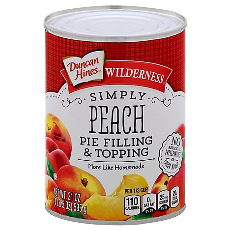 Wilderness Dh Wid Simply Peach Fil - 21 Oz
