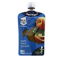 Gerb Tdlr Apple Peach Spin - 3.5 Oz