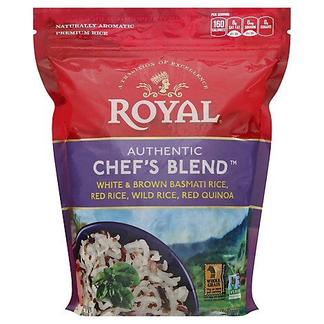 Royal Rice Chefs Blend - 2 Lb