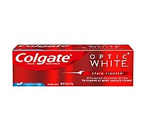 Colgate Optic White Stain Fighter - 4.2 Oz