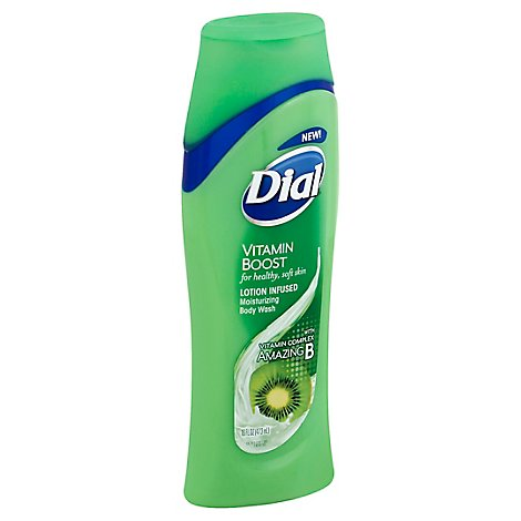 Dial Body Wash Vitamin Boost Amazing B - 16 Fl. Oz.