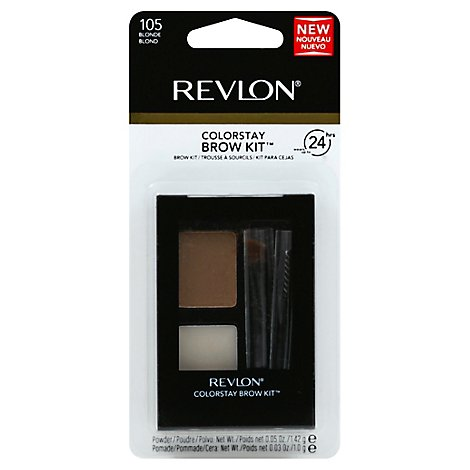 Revlon Colorstay Brow Kit Blonde - .05 Oz