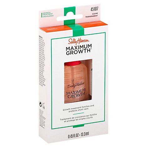 Sally Sh Maximum Growth - .14 Fl. Oz.
