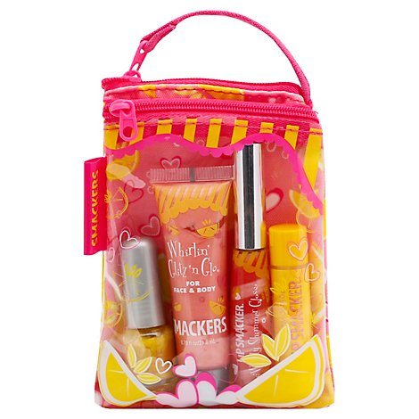 Bonne Smk Glam Bag Pink Lemonade - .26 Oz