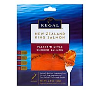 New Zealand King Salmon Smoked Regal Pastrami - 100 Gram