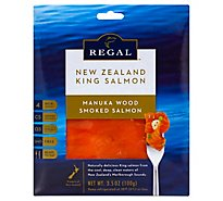 New Zealand King Salmon Smoked Manuka Wood - 100 Gram