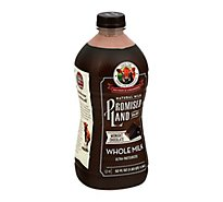 Promised Land Midnight Chocolate Milk - 52 Fl. Oz.