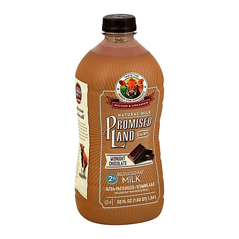 Promised Land 2% Chocolate - 52 Fl. Oz.