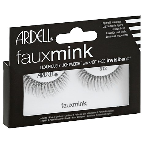 A I I Faux Mink 812 Lashes - 2 Count