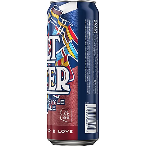 Four Peaks Kilt Lifter Scottish Style Ale In Cans - 25 Fl. Oz.