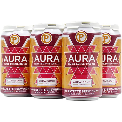 Payette Aura Kettle Sour In Cans - 6-12 Fl. Oz.