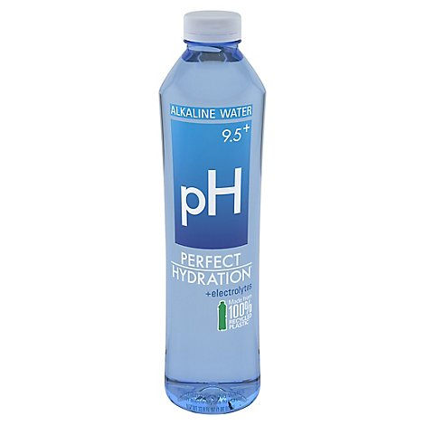Perfect Hydration Water Alkaline Purified - 33.8 Fl. Oz.