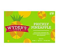 Wyders Prickly Pineapple Cider In Bottles - 6-12 Fl. Oz.