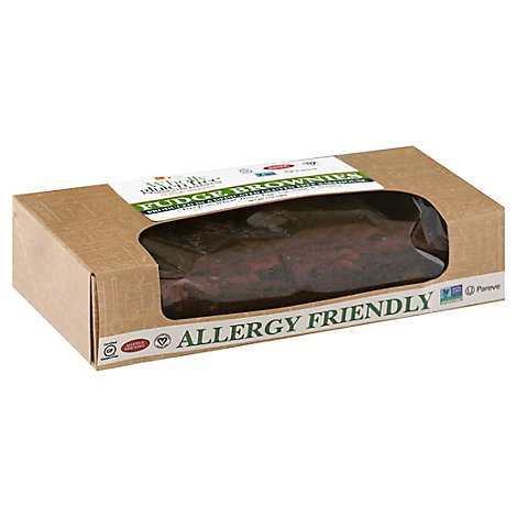 Wholly Wholesome Brownies Fudge Gluten Free - 7 Oz