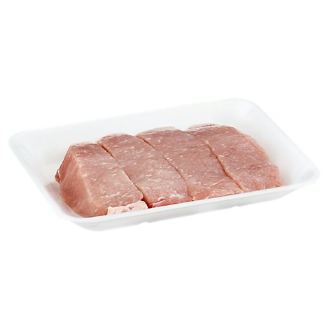 Meat Counter Beef USDA Prime Tenderloin Roast Service Case - 2.25 LB