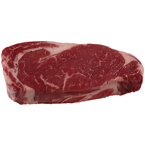 Meat Counter Beef USDA Choice Ribeye Roast Boneless