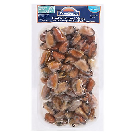 Panapesca Mussel Meats - 8 Oz