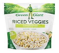 Green Giant Riced Veggies Cauliflower With Lemon & Garlic - 10 Oz
