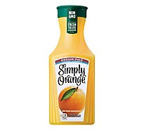 Simply Orange Juice Medium Pulp With Calcium & Vitamin D - 52 Fl. Oz.