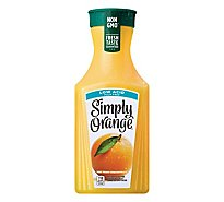 Simply Orange Juice Pulp Free Low Acid - 52 Fl. Oz.
