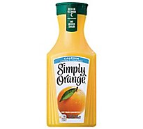 Simply Orange Juice Light Calcuim & Vitamin D - 52 Fl. Oz.