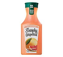 Simply Grapefruit Juice All Natural - 52 Fl. Oz.