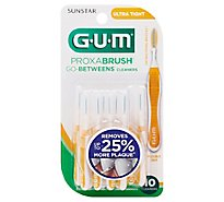 Gum Proxbrsh Go Betwns Ult T - 10 Count