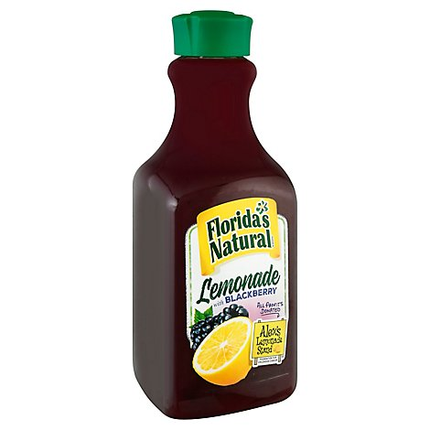 Floridas Natural Lemonade with Blackberry Chilled - 59 Fl. Oz.