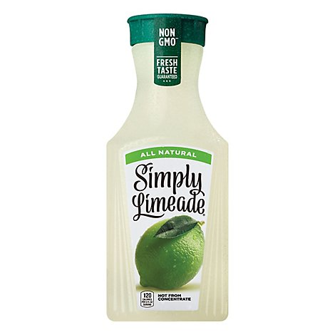 Simply Limeade Juice All Natural - 52 Fl. Oz.
