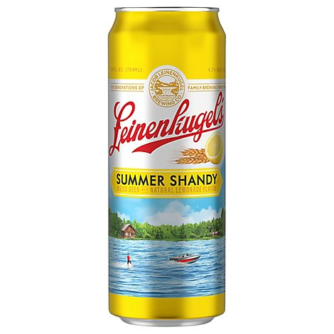 Leinenkugels Beer Seasonal Shandy 4.7% ABV Varies Can - 24 Fl. Oz.